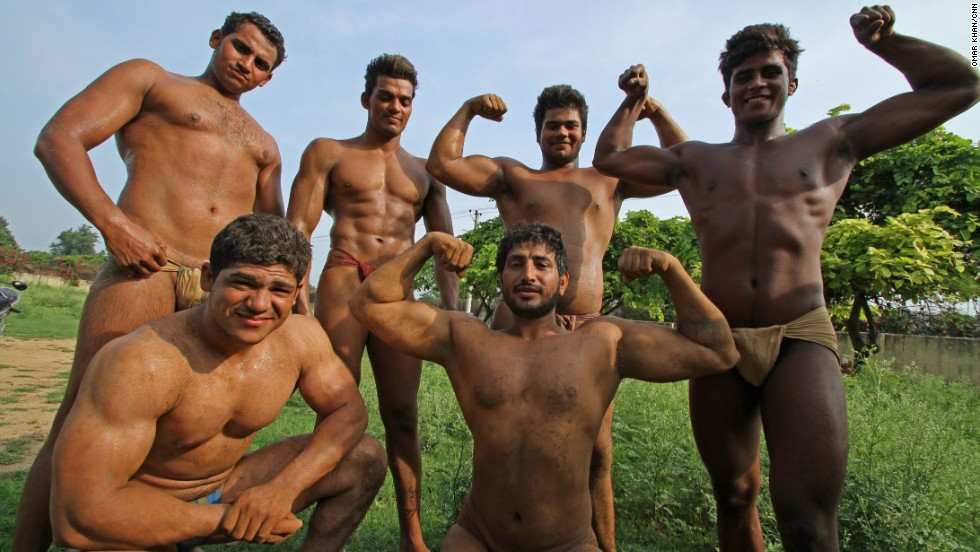 The Indian village of Asola-Fatehpur Beri is filled with men who are bodybuilders.