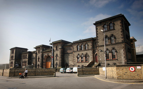 Nav Sarao's new place of residence, Wandsworth Prison
