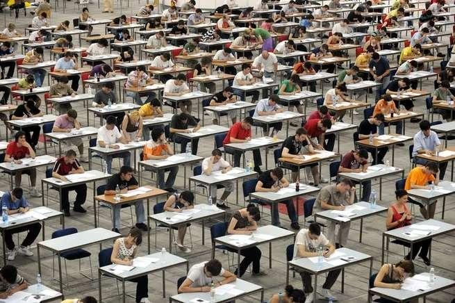 Если вы защитный пессимист, убедитесь, что у вас плохое настроение, прежде чем сдавать экзамен. (bibiphoto / Shutterstock)