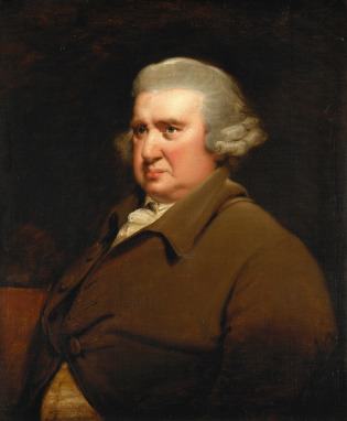 Erasmus Darwin was distinguished in many fields, as a physician, chemist, zoologist, mechanic, political theorist, poet and botanist.