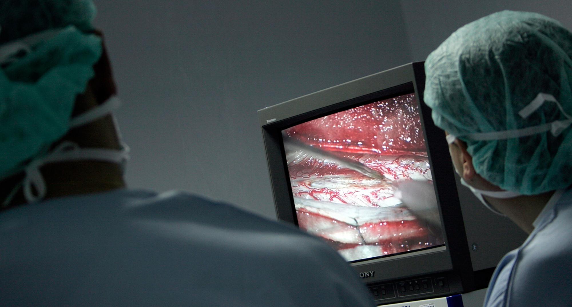 Header neurosurgery