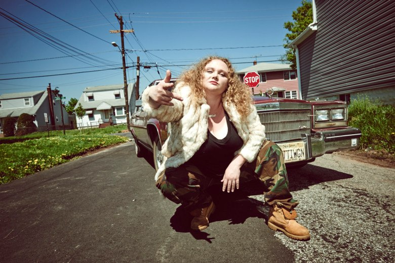 "Danielle Macdonald in ""Patti Cake$"""